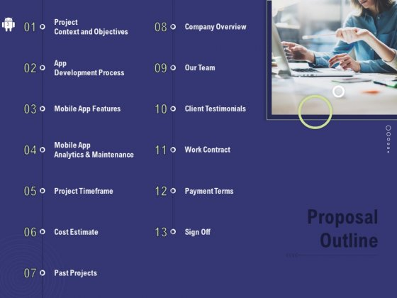 Proposal_To_Develop_Cellphone_Apps_Ppt_PowerPoint_Presentation_Complete_Deck_With_Slides_Slide_3