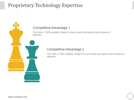 Proprietary Technology Expertise Ppt PowerPoint Presentation Deck