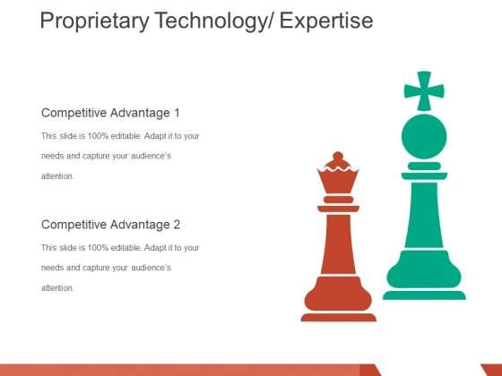 Proprietary Technology Expertise Template 2 Ppt PowerPoint Presentation Infographic Template Graphic Tips