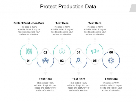 Protect Production Data Ppt PowerPoint Presentation Gallery Graphic Tips Cpb