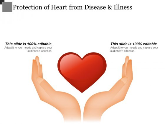 Protection Of Heart From Disease And Illness Ppt PowerPoint Presentation Portfolio Elements