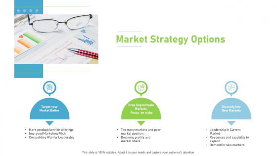 Proven Ways Of Quickly Growing A Small Business Market Strategy Options Ppt Portfolio Maker PDF