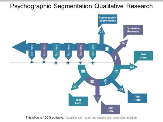 Psychographic Segmentation Qualitative Research Ppt PowerPoint Presentation Icon Display