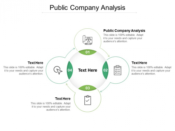 Public Company Analysis Ppt PowerPoint Presentation Inspiration Cpb Pdf