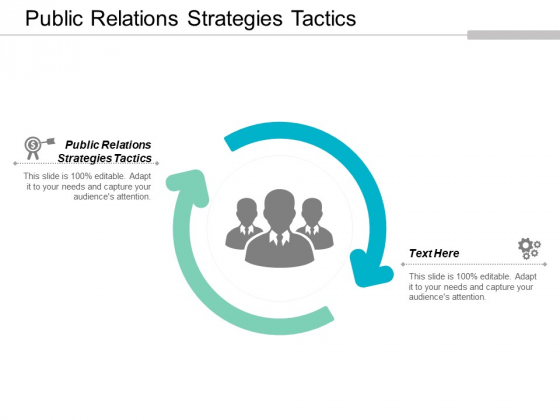 Public Relations Strategies Tactics Ppt Powerpoint Presentation Inspiration Graphic Images Cpb