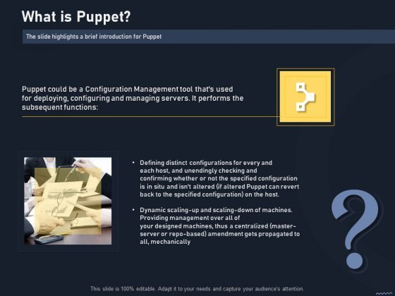 Puppet Tool For Server Configuration Administration What Is Puppet Download PDF