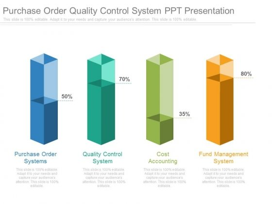 Purchase Order Quality Control System Ppt Presentation