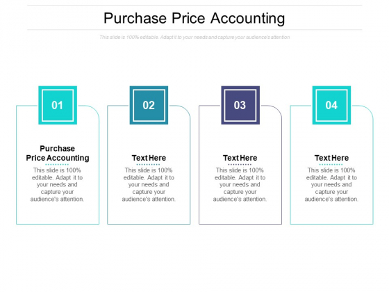 Purchase Price Accounting Ppt PowerPoint Presentation Show Clipart Cpb Pdf