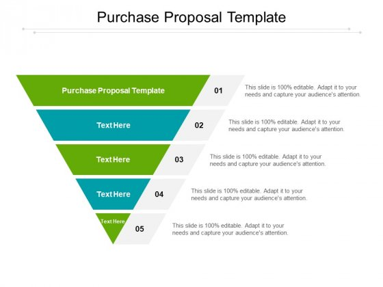 Purchase Proposal Template Ppt PowerPoint Presentation Layouts Picture Cpb