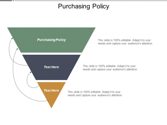 Purchasing Policy Ppt PowerPoint Presentation Show Designs Download Cpb