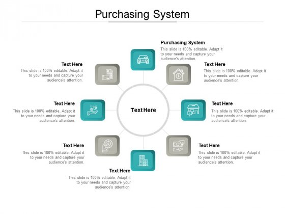 Purchasing System Ppt PowerPoint Presentation Gallery Show Cpb Pdf