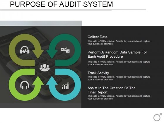 Purpose Of Audit System Ppt PowerPoint Presentation Ideas Outfit