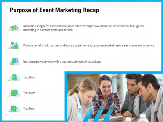 Purpose_Of_Event_Marketing_Recap_Ppt_Professional_Tips_PDF_Slide_1
