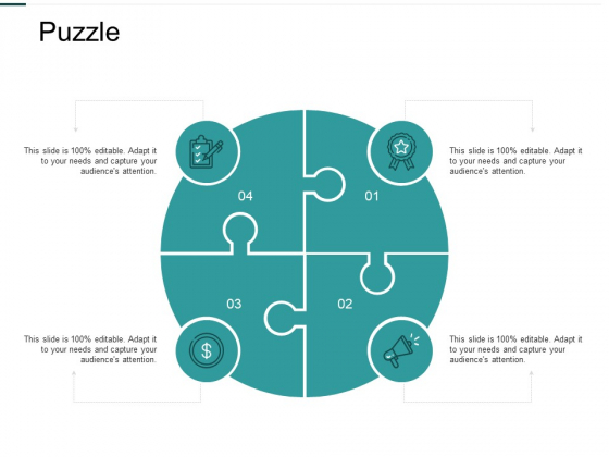Puzzle And Process Ppt PowerPoint Presentation Gallery Picture