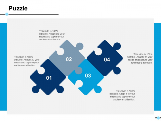 Puzzle Business Marketing Management Ppt PowerPoint Presentation Gallery Icons