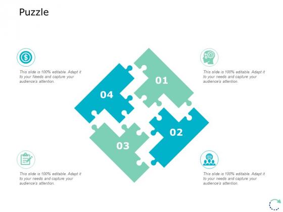 Puzzle Business Planning Ppt PowerPoint Presentation Portfolio Icons