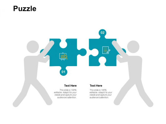 Puzzle Business Problem Solving Ppt PowerPoint Presentation Infographic Template Ideas