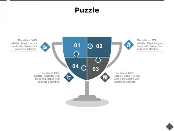 Puzzle Business Problem Solving Ppt PowerPoint Presentation Model Graphics Example