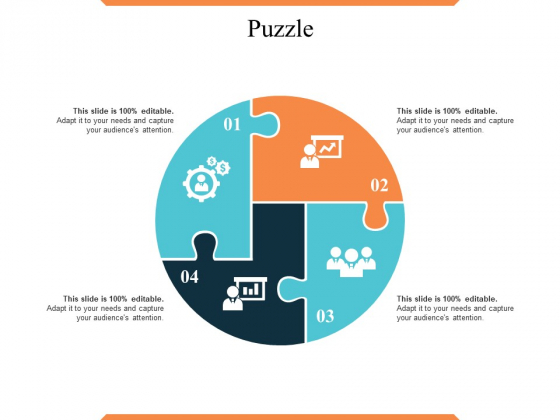 Puzzle Human Resource Timeline Ppt PowerPoint Presentation Infographics Topics
