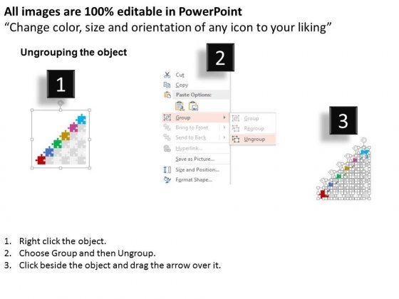 Puzzle_Infographic_For_Target_Planning_Powerpoint_Templates_2