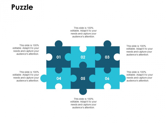 Puzzle Marketing Business Ppt PowerPoint Presentation Ideas Slideshow