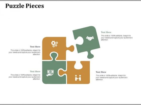 Puzzle Pieces Ppt PowerPoint Presentation Professional Deck