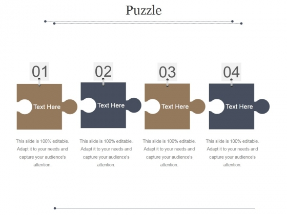 Puzzle Ppt PowerPoint Presentation Background Images