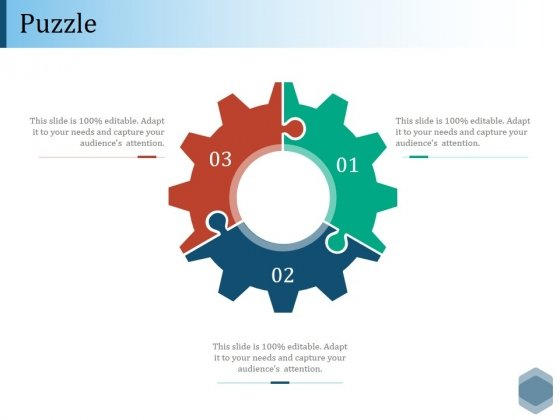 Puzzle Ppt PowerPoint Presentation Diagram Lists