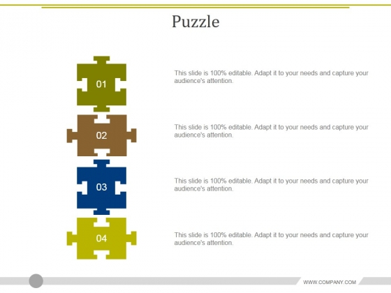 Puzzle Ppt PowerPoint Presentation File Design Templates