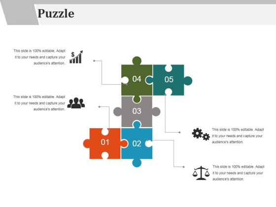 Puzzle Ppt PowerPoint Presentation File Graphics Template