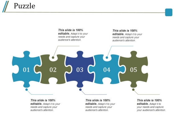 Puzzle Ppt PowerPoint Presentation File Inspiration