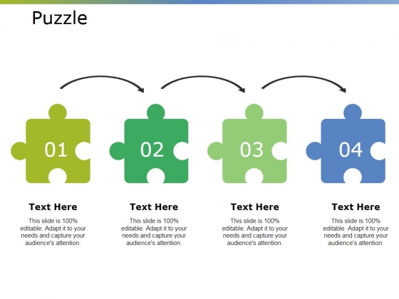 Puzzle Ppt PowerPoint Presentation File Slide Download