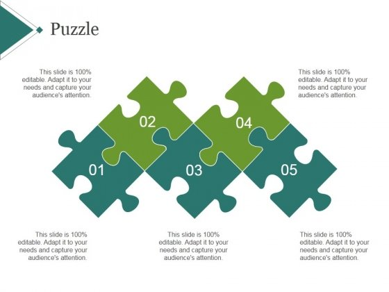 Puzzle Ppt PowerPoint Presentation Files