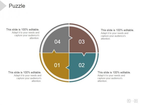 Puzzle Ppt PowerPoint Presentation Gallery