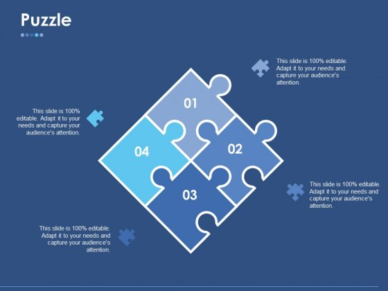 Puzzle Ppt PowerPoint Presentation Icon Format