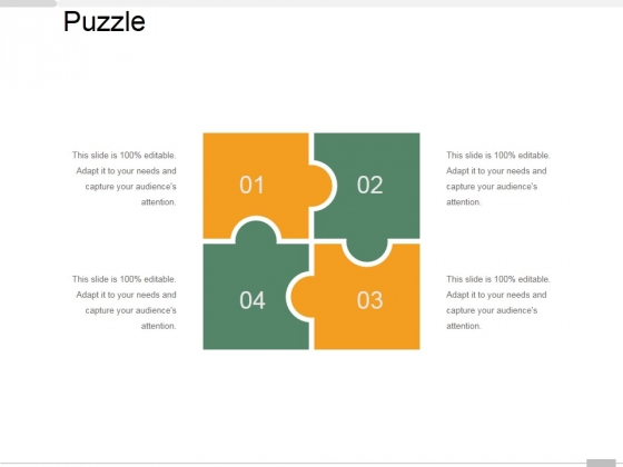 Puzzle Ppt PowerPoint Presentation Icon Model