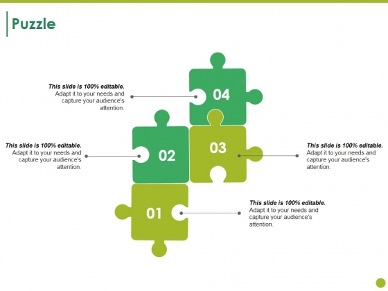 Puzzle Ppt PowerPoint Presentation Icon Visuals