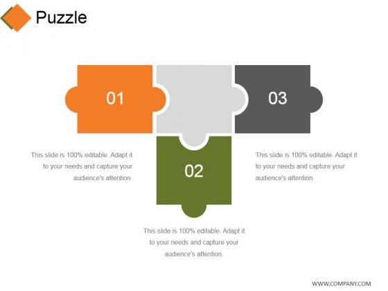 Puzzle Ppt PowerPoint Presentation Ideas Picture