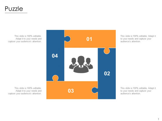 Puzzle Ppt PowerPoint Presentation Ideas Structure