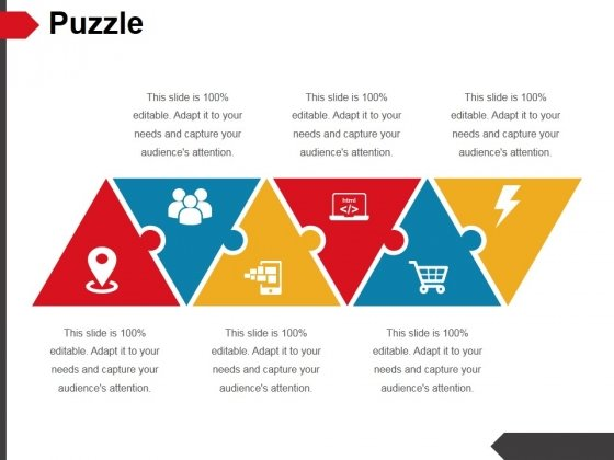 Puzzle Ppt PowerPoint Presentation Infographic Template Example
