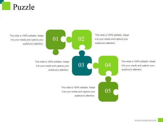 Puzzle Ppt PowerPoint Presentation Infographic Template Graphics Download