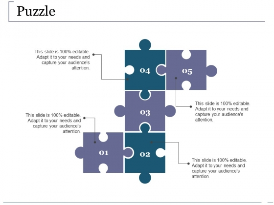 Puzzle Ppt PowerPoint Presentation Infographic Template Graphics Example