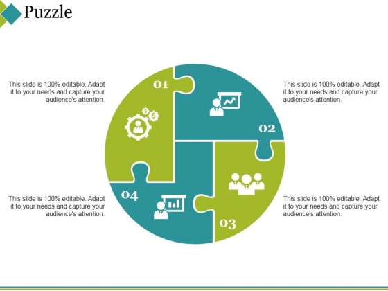 Puzzle Ppt PowerPoint Presentation Infographic Template Guidelines