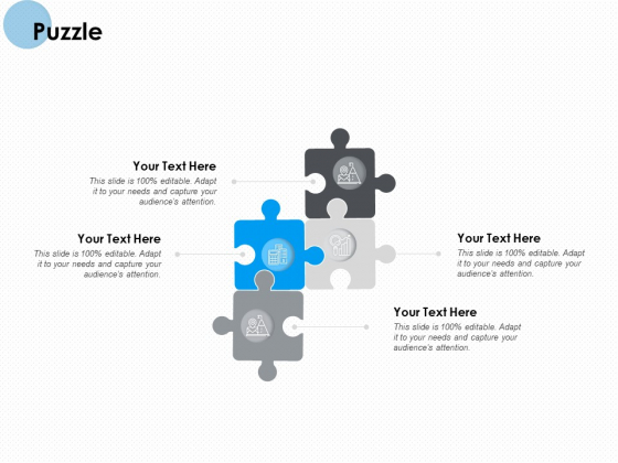 Puzzle Ppt PowerPoint Presentation Infographic Template Portfolio