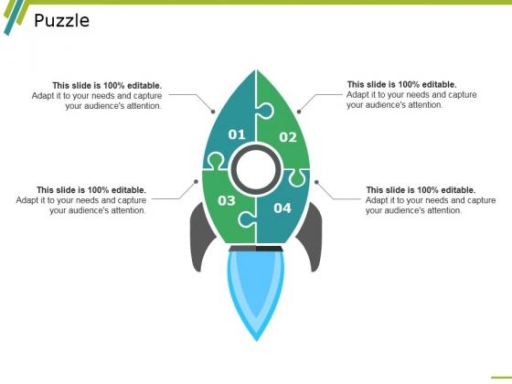 Puzzle Ppt PowerPoint Presentation Infographics Designs