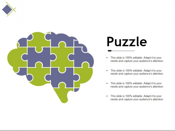 Puzzle Ppt PowerPoint Presentation Infographics Images