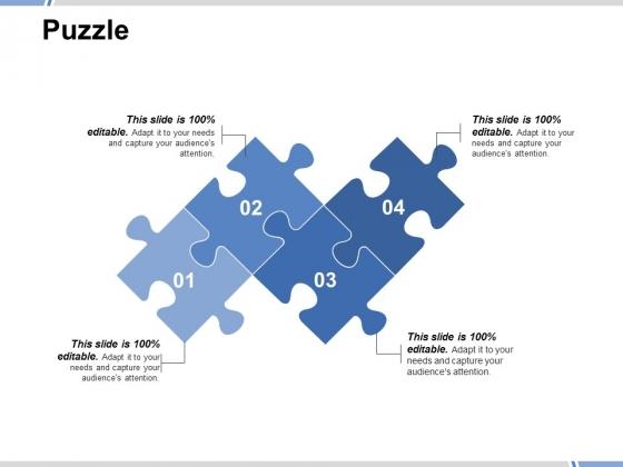 Puzzle Ppt PowerPoint Presentation Infographics Infographics
