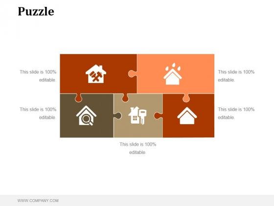 Puzzle Ppt PowerPoint Presentation Infographics Portfolio