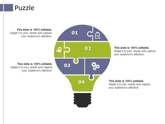 Puzzle Ppt PowerPoint Presentation Infographics Styles