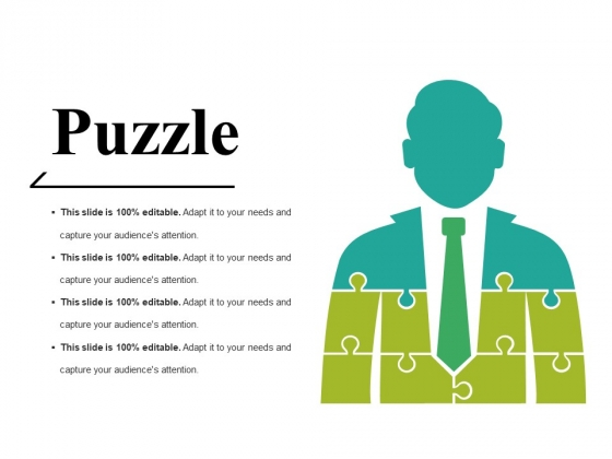 Puzzle Ppt PowerPoint Presentation Inspiration Introduction